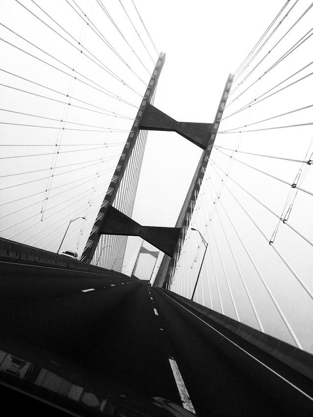 Dames Point Bridge, Jacksonville Fla.